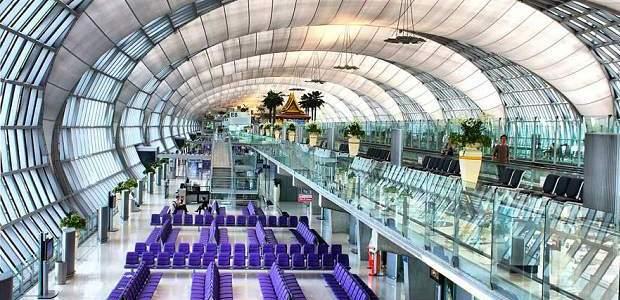 Como ir do aeroporto ao centro de Bangkok? Transportes!