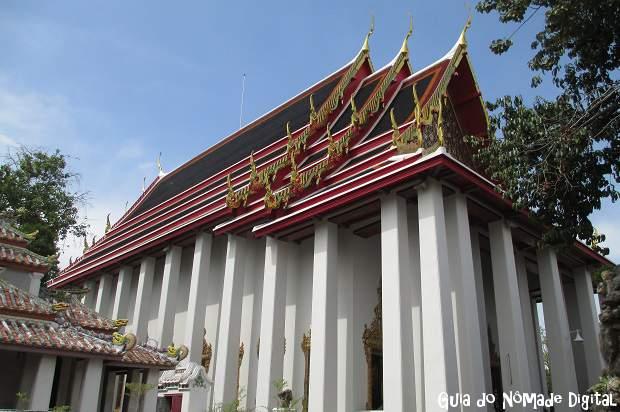 Wat Pho: o Templo do Buda Reclinado em Bangkok!