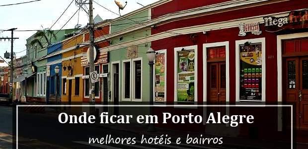Onde ficar em Porto Alegre? Melhores Bairros e Hotéis