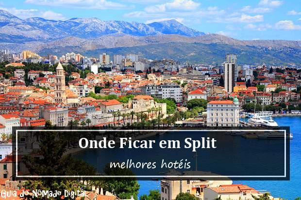 Onde ficar em Split, Croácia? Melhores hotéis e bairros