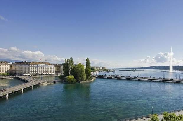 Onde ficar em Genebra, Suíça? Hotéis em Genebra!