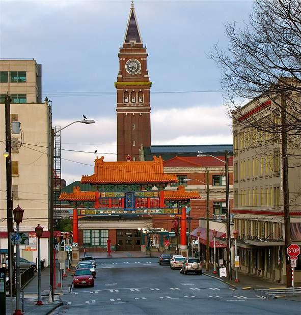 Onde ficar em Seattle: Chinatown-International District