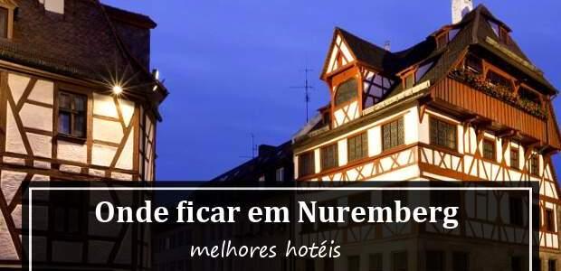 Onde ficar em Nuremberg, Alemanha? Melhores Hotéis em Nuremberg!