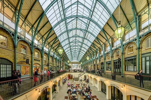 Mercados de Londres