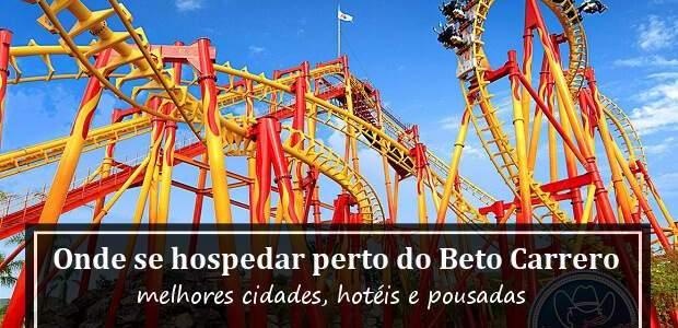 Dicas de hotel próximo ao Beto Carrero World: Pousadas e hotel em Penha SC!