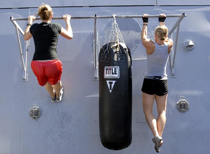 Персональные тренеры по боксу