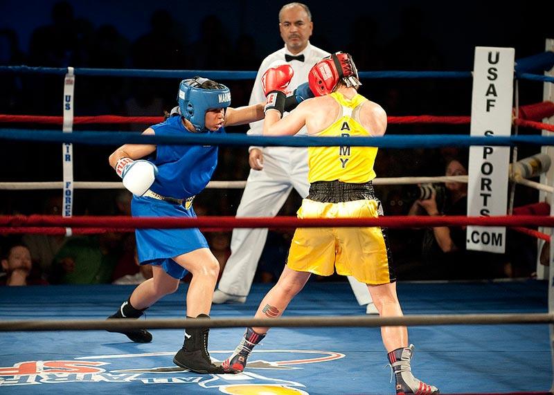 Из чего состоит английский бокс