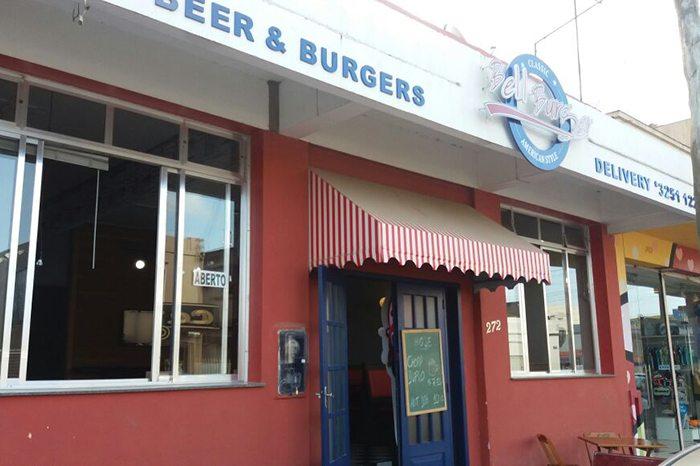 franquia Bell Burger