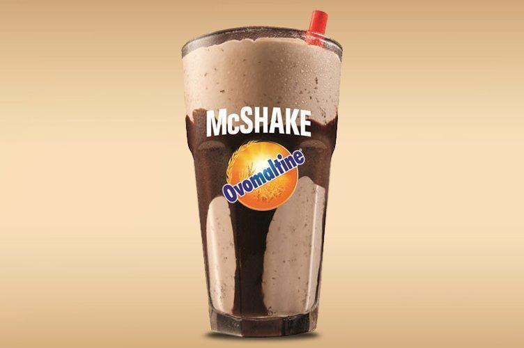 Post Shake Ovomaltine