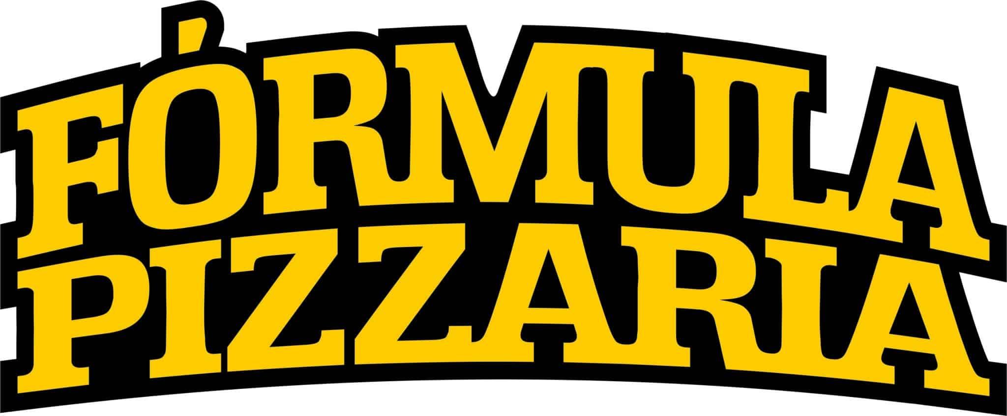 logo formula pizzaria