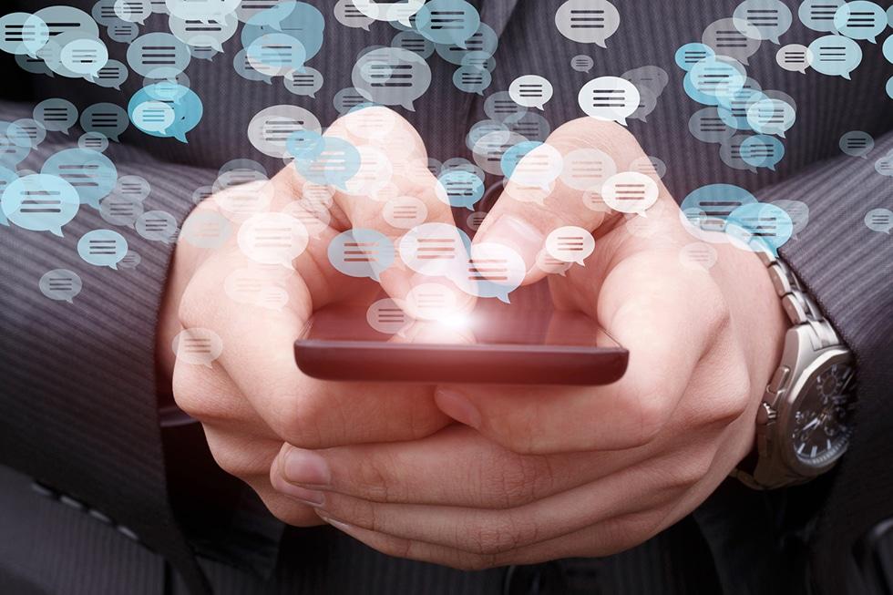 comunicacao instantanea mobile solutto