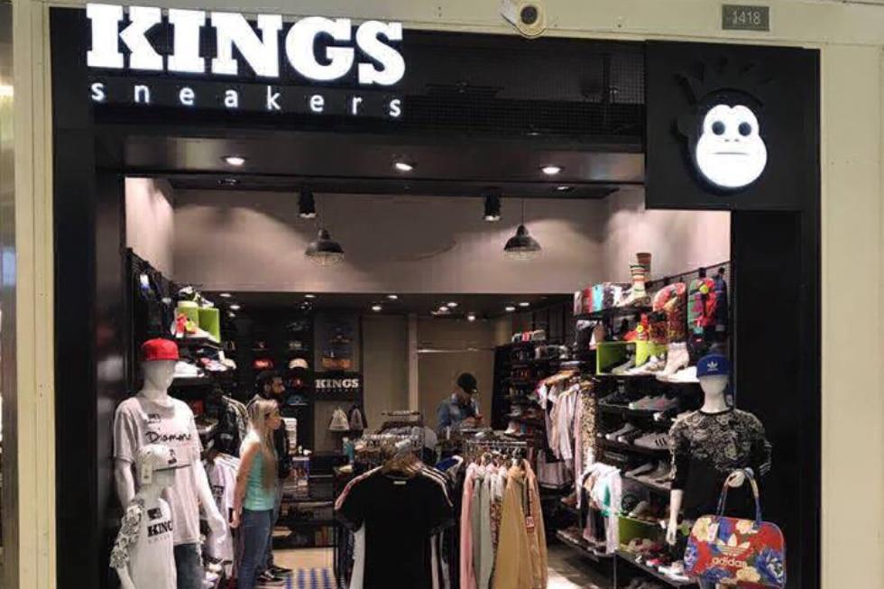 franquia Kings Sneakers