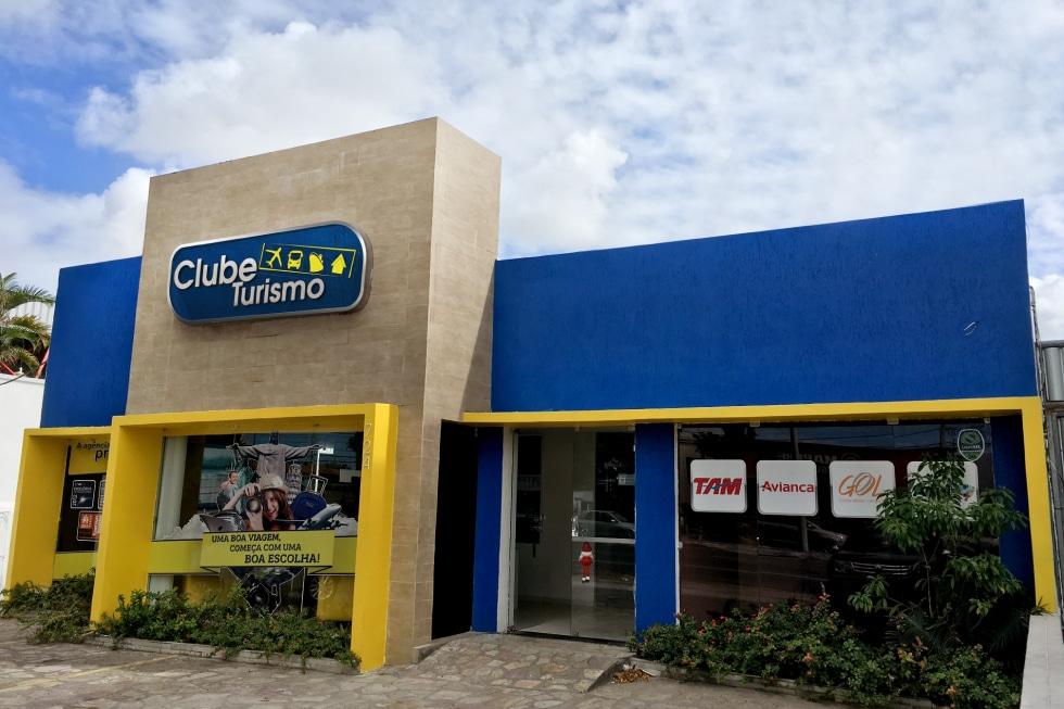 franquia clube turismo