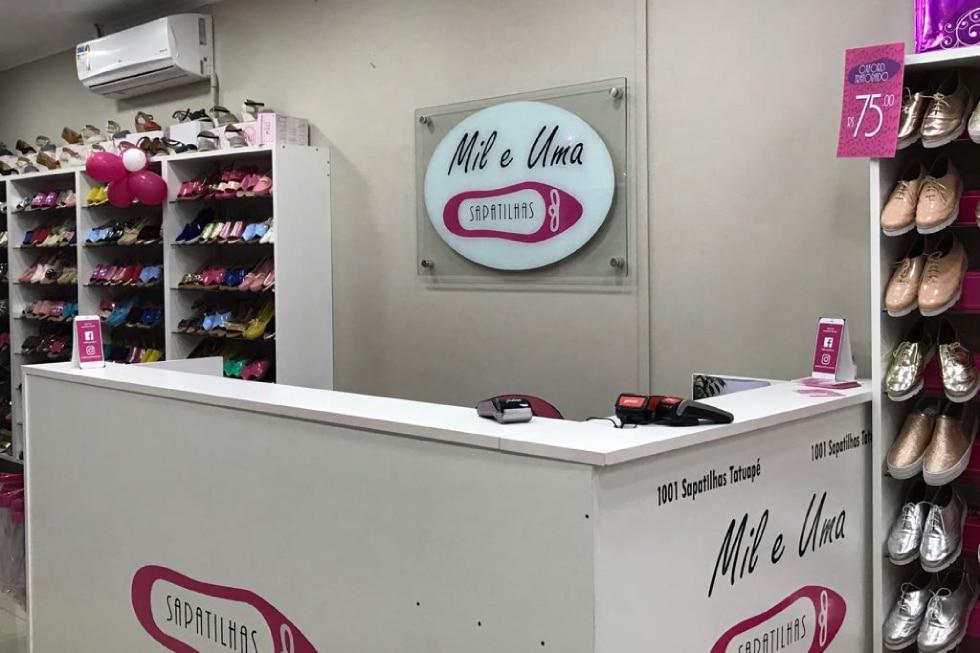 92297e4171acc Mil e Uma Sapatilhas expande com franquia barata de calçados - Guia ...