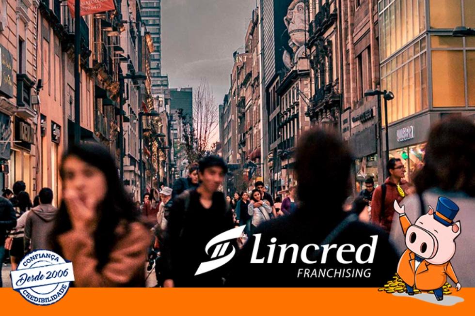 franquia lincred