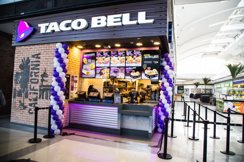 26d79160dd Franquia Taco Bell  como abrir e quanto custa - Guia Franquias de ...