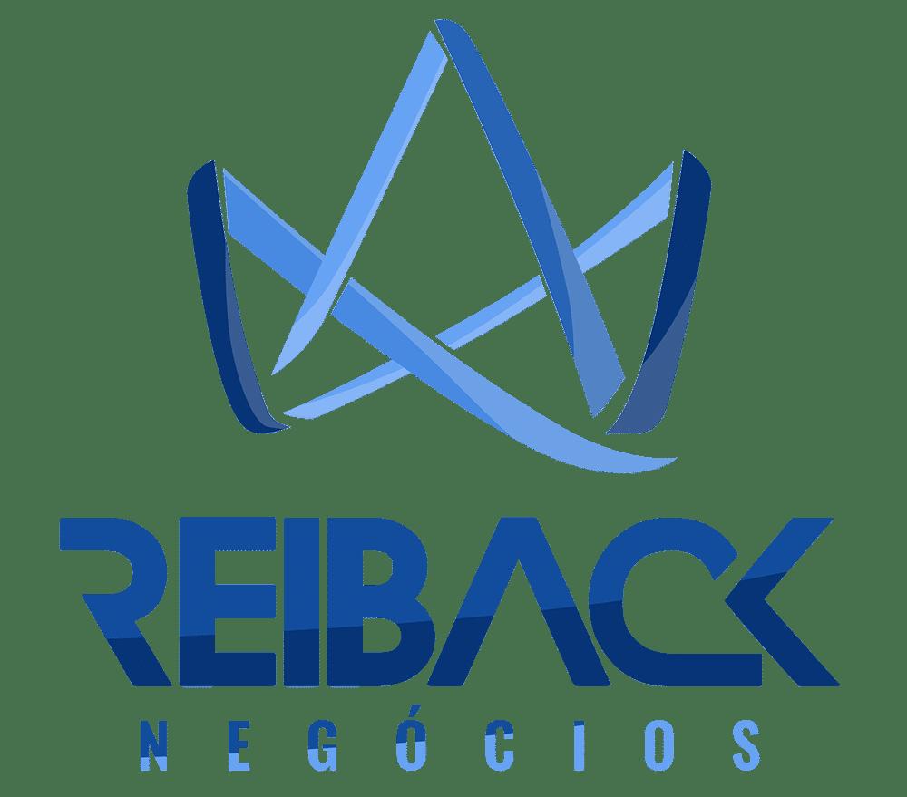 Reiback Logotipo Fundo Transparente