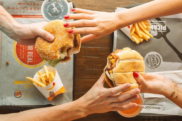 maiores franquias do Brasil - burger king