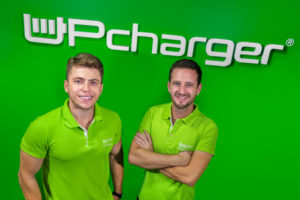 Murilo e Markus UP Charger