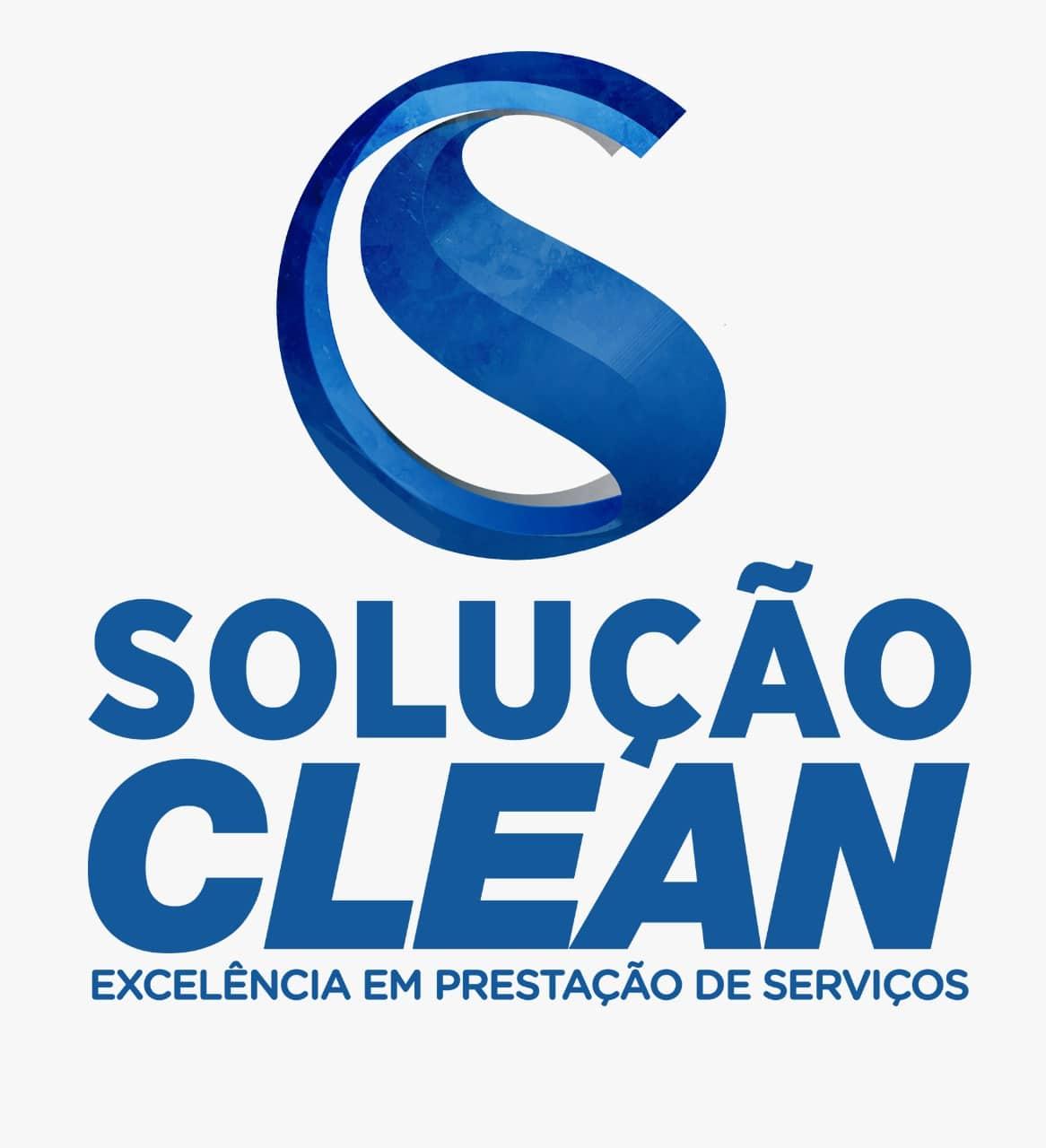 logo solução clean
