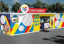 franquia toy company container