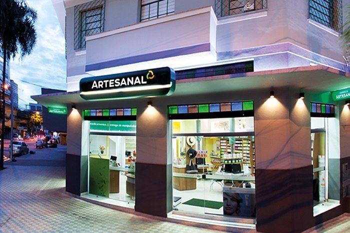 farmacia artesanal franquia