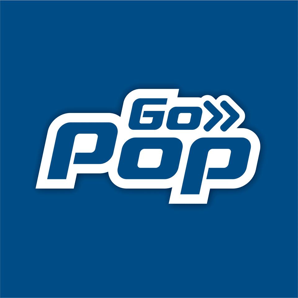 Logo GO POP