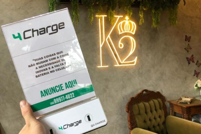 franquia 4charge