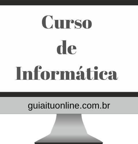 curso de informática online e ead bom