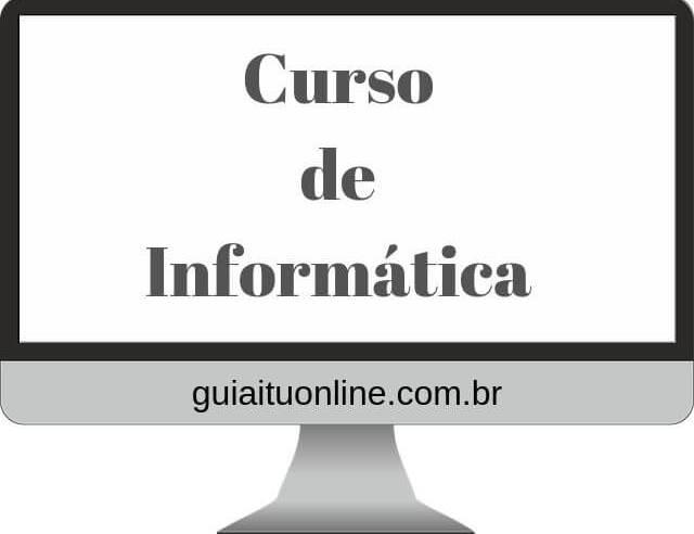 A Grande Importância do Curso de Informática na Qualificação Profissional