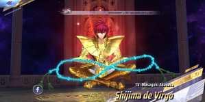 Shijima de Virgo, Saint Seiya Awakening KotZ