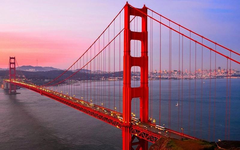 Vuelos directos a San Francisco por 398 euros ida y vuelta en Navidad