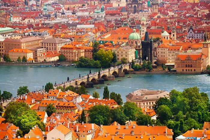 Vuelos a Praga por 63 Euros Ida y Vuelta