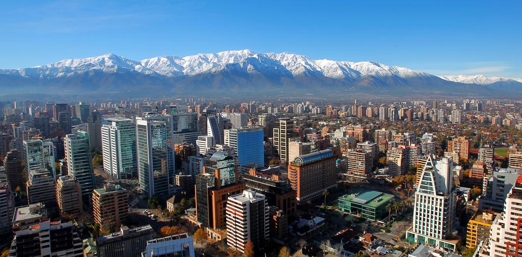 Vuelos a Santiago de Chile desde 420 Euros Ida y Vuelta