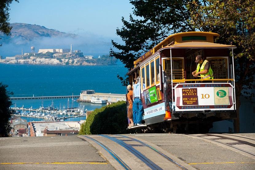 Vuelos DIRECTOS a SAN FRANCISCO