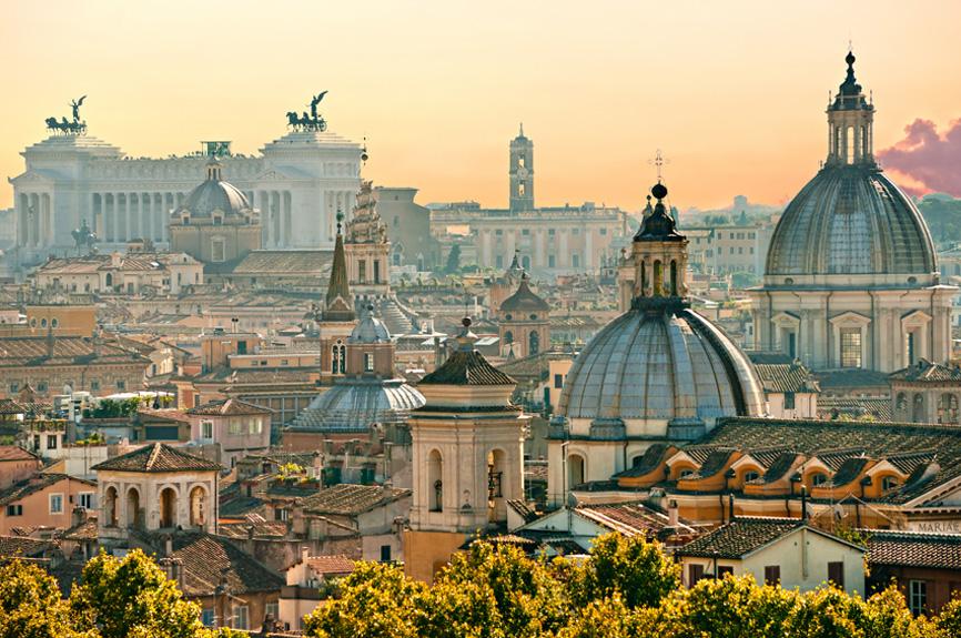 vuelos a roma desde madrid y barcelona por 35 euros ida y vuelta