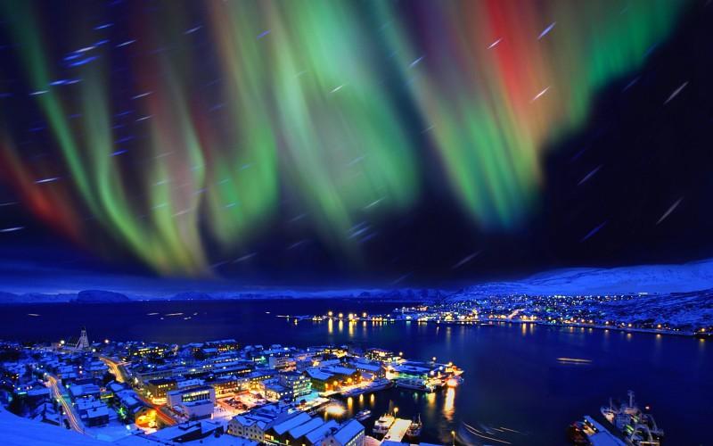Ida y vuelta a Noruega por 27 euros – vaya regaliz