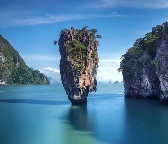 Vuelo a Tailandia por 375 eu desde Madrid Ida y vuelta