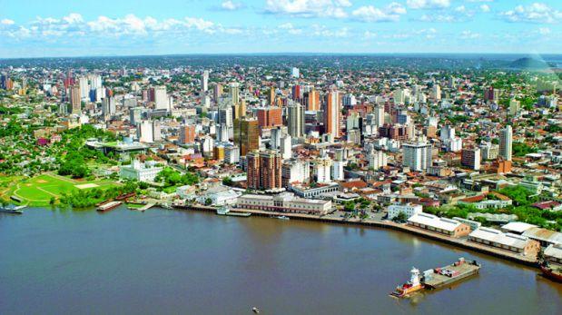 550 euros ida y vuelta España Paraguay