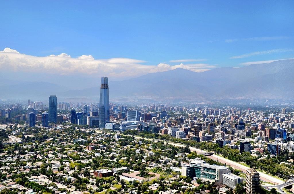 Vuelo a Chile por 460 € Ida y Vuelta