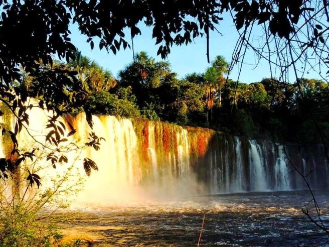 Cachoeira do Paredão