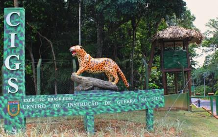 Zoológico do Centro de Instrução de Guerra na Selva CIGS