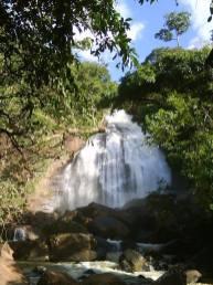 Cachoeira de Santa Luzia