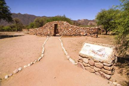 Ruinas del Shincal de Quimivil