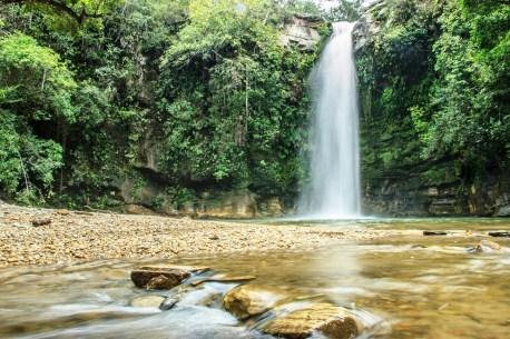 Cachoeira do Abade/ foto Tiago Caramuru