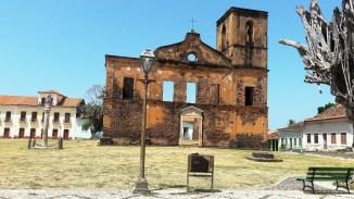 Ruínas da Igreja de São Matias