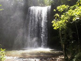 Cachoeira da Fazenda Londrina