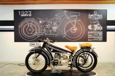 BMW Motorrad Museum Curitiba