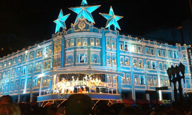 Coral de Natal do Palácio Avenida