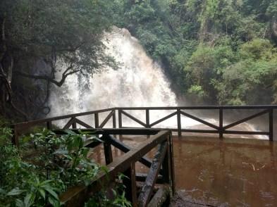 Parque Municipal Salto Portão ou Ponte Molhada